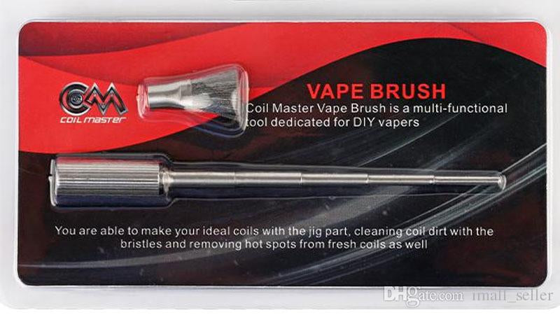 Coil Master Vape Brush Kit