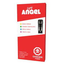 Angel Starter Kit - Salt Nicotine Pod System