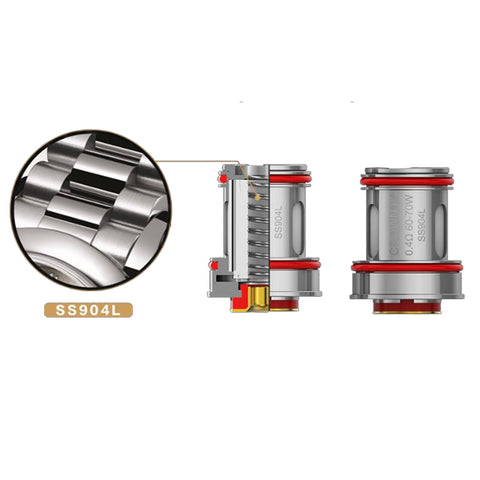 Uwell Crown 4 Replacement Coils (4-PK)