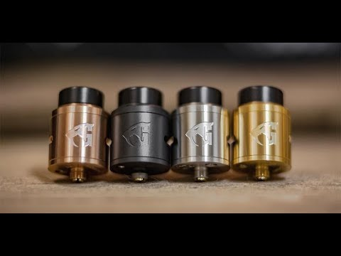 GOON 1.5 RDA by 528 Custom Vapes