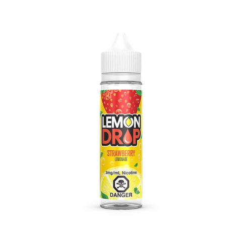 Strawberry Lemonade - Lemon Drop