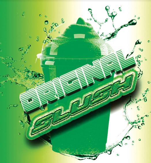 Lime Slushy - Original Slush