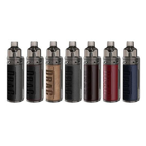 VOOPOO Drag X 80W Pod Kit - External Battery
