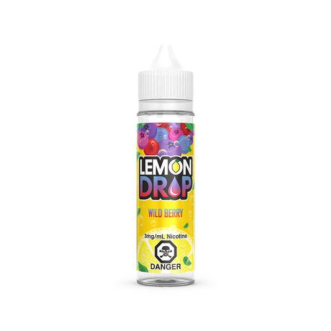 Wild Berry - Lemon Drop