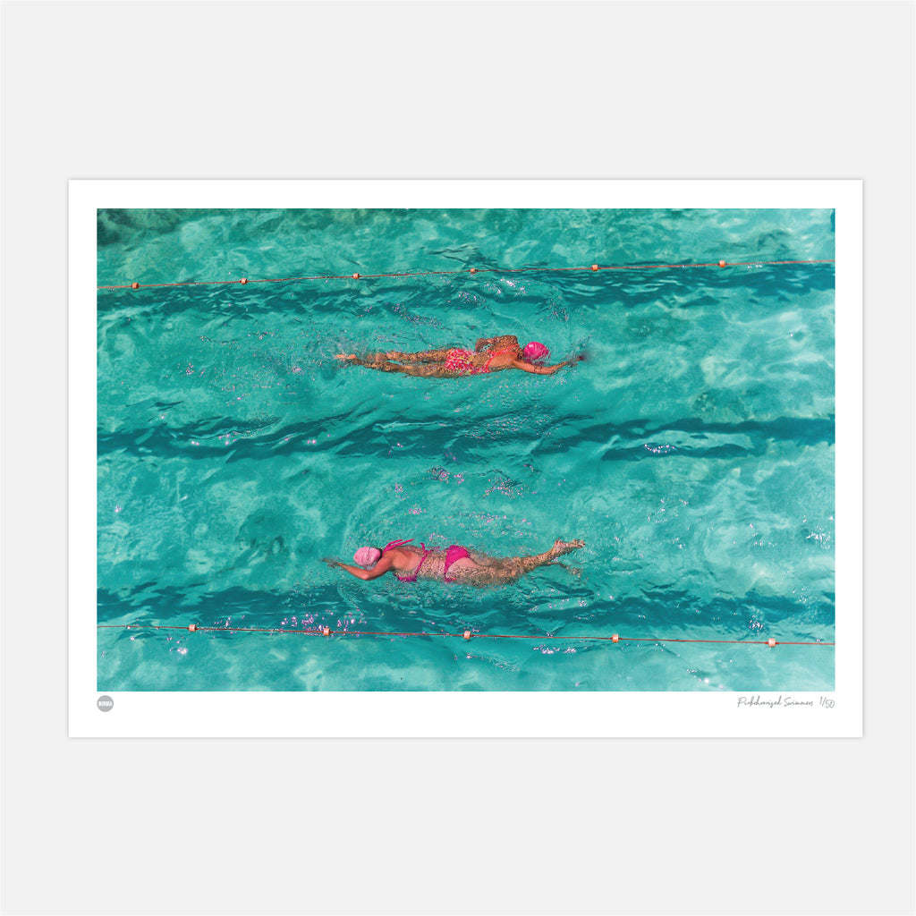 Pinkchronised Swimmers