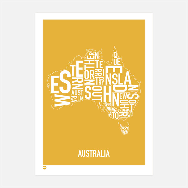 Australia in Honey