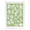 Australian Native Flora Tea Towel