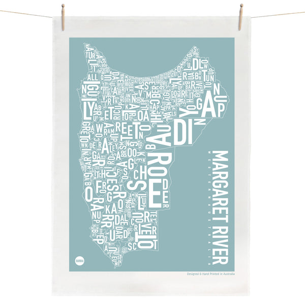 Margaret River Tea Towel