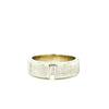 Men's Diamond Wedding Ring