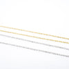 Gold Dainty Rope Chain