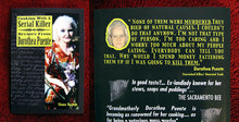 Load image into Gallery viewer, signed by killer!! COOKING WITH A SERIAL KILLER - RECIPES FROM DOROTHEA PUENTE