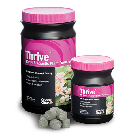Fertilizante CrystalClear Thrive 10-14-8