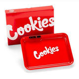 Cookies Glow Tray - Red