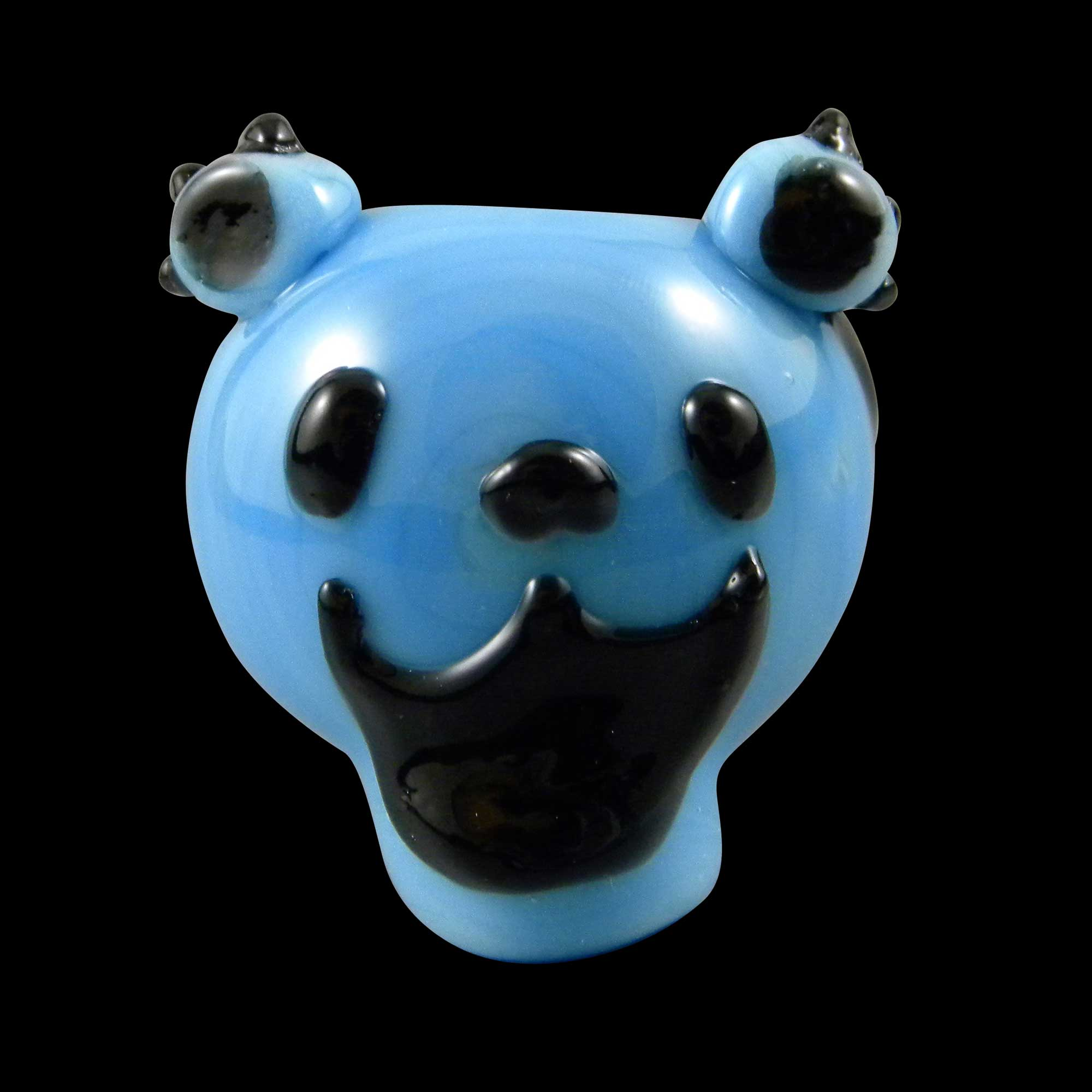 Dead Head Bear - Blue