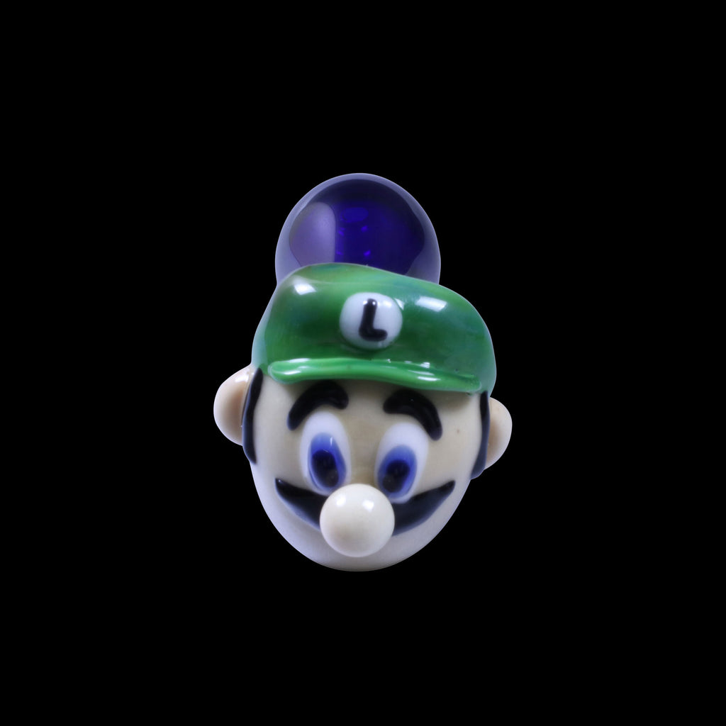 Luigi Glass Pipe