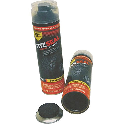 Tite Seal Instant Tire Repair Security Stash Safe