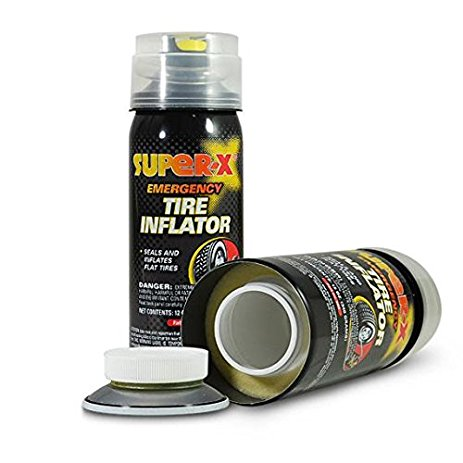 Stash Safe - Tire Inflator