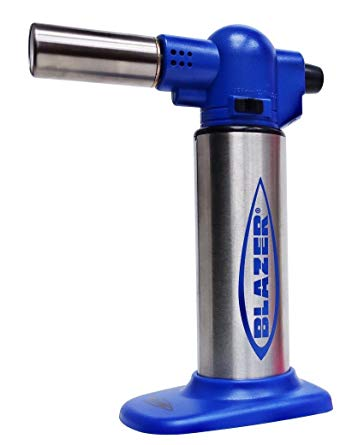 "Blazer Big Buddy Torch - 7"" Blue"