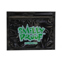 "Smelly Proof Black - 6"" x 4"" Small - 10 Count"