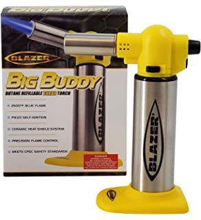 "Blazer Big Buddy Torch - 7"" Yellow"