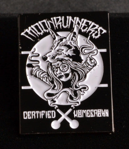 Wolf Moonrunners Hatpin