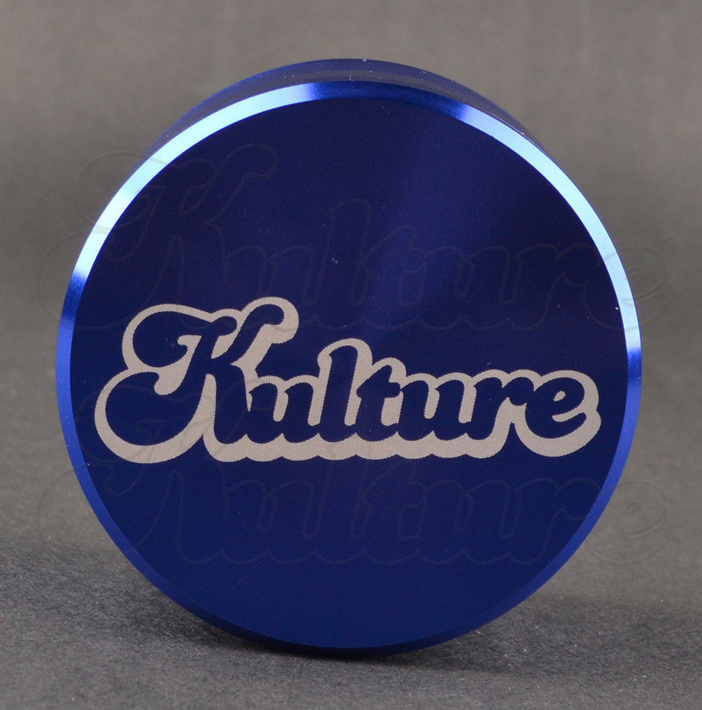 Kulture 62mm Blue Multistage 4 Piece Grinder 1