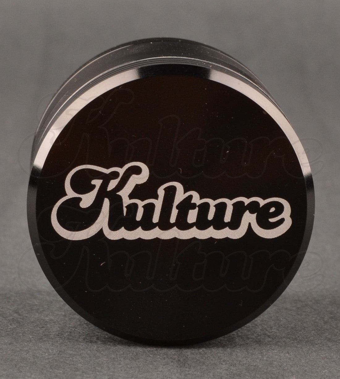 Kulture 55mm Black Multistage 4 Piece Grinder 1
