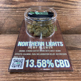 Northern Lights Hemp Flower 7g