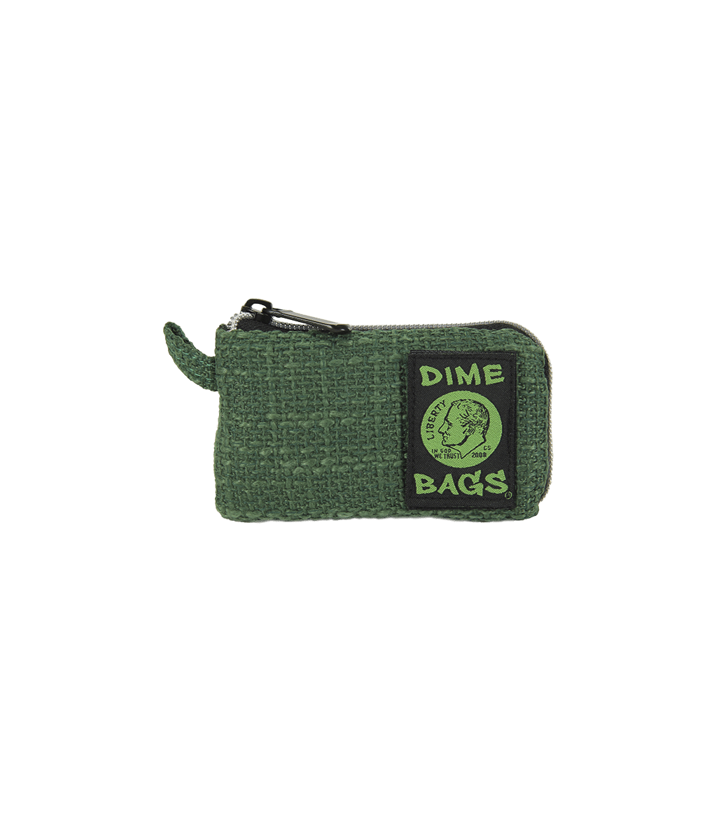 "Dime Bag - 5"" Pouch - Forest"