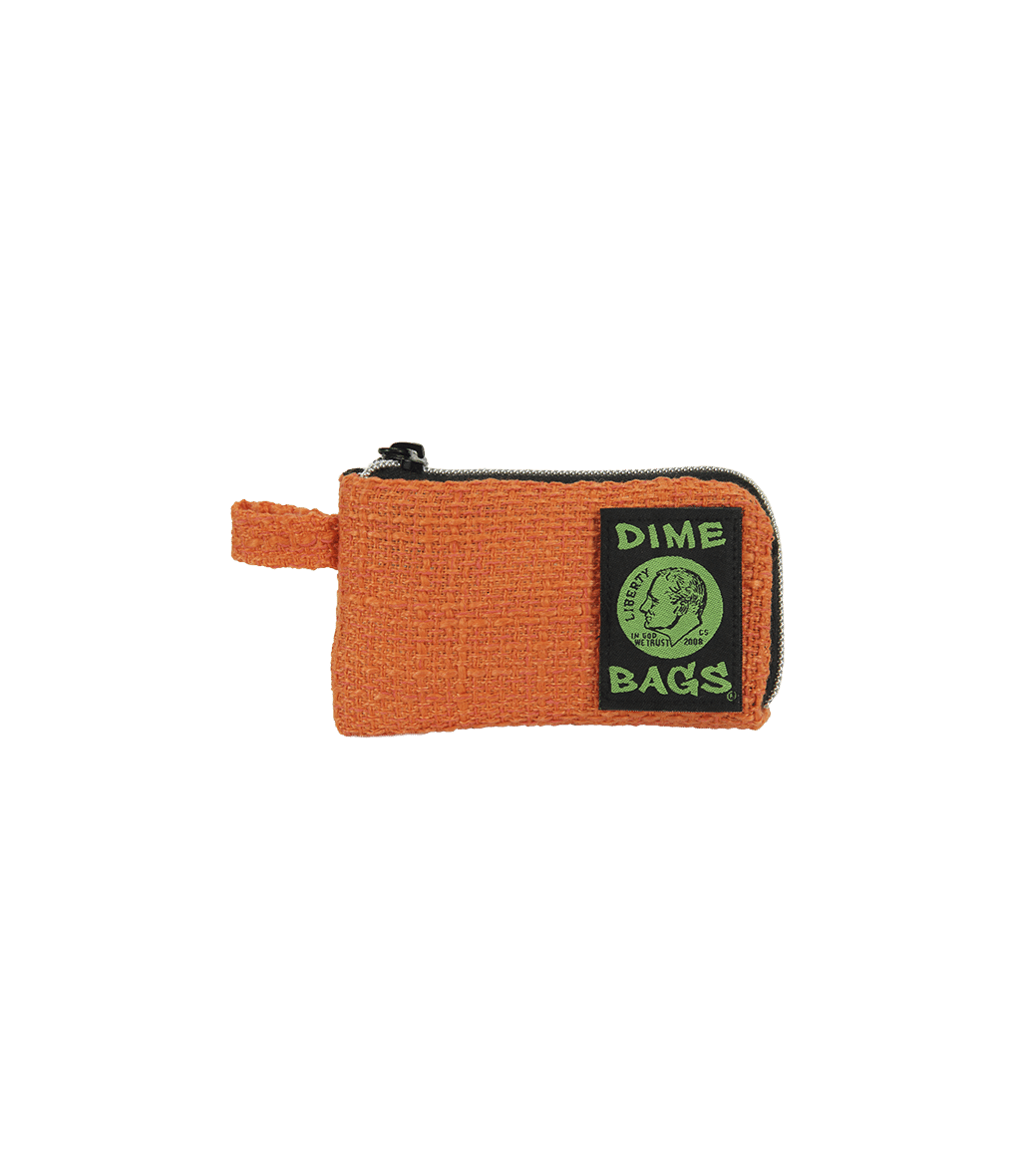 "Dime Bag - 5"" Pouch - Orange"