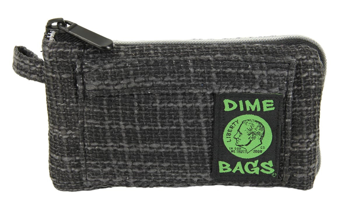 "Dime Bag - 7"" Padded Pipe Pouch - Midnight"