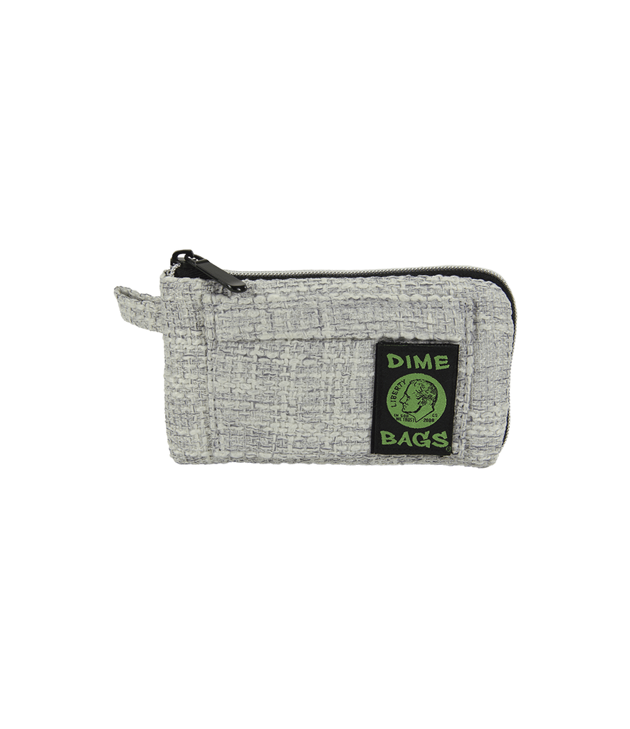 "7"" Gray Pouch by Dime Bag"
