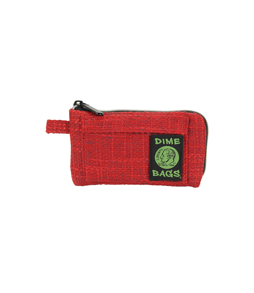 "7"" Red Pouch by Dime Bag"