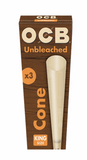 OCB Unbleached Cones - King Size