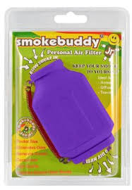 Smokebuddy Jr., Purple, Jr.