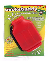 Smokebuddy Jr., Red, Jr.
