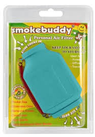 Smokebuddy Jr., Teal, Jr.