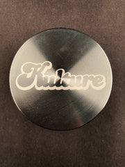 55mm Grey Two Piece Kulture Grinder