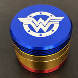 Wonder Woman 4 Piece Grinder 55mm