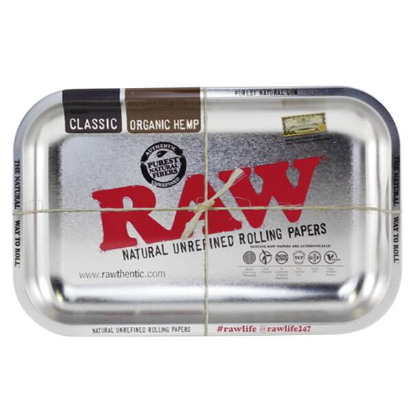 Raw Tray | Small | Silver
