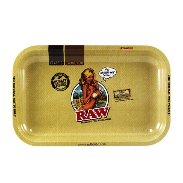 Raw Tray | Small | Girl Life