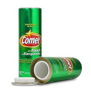 Comet Security Stash Container