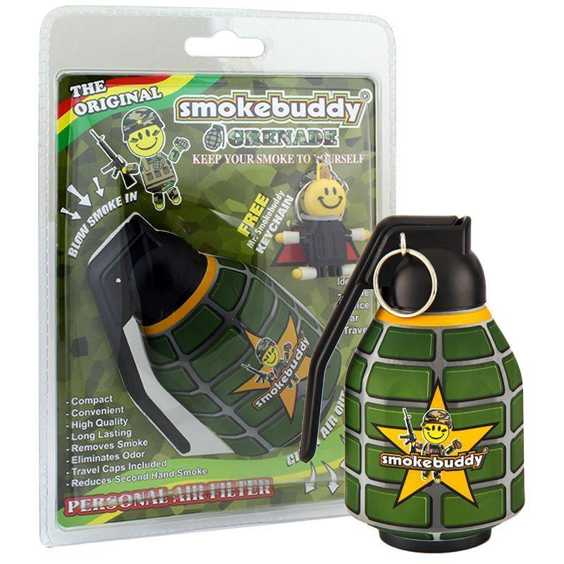Original Smokebuddy Original - Grenade