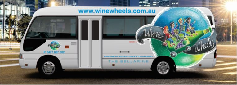 Wine wheels takes off on the Bellarine