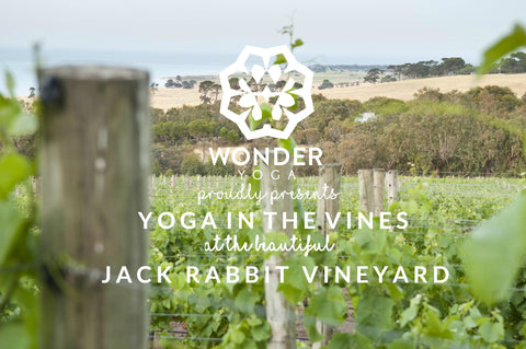 Yoga in the Vineyard Bellarine Peninsula
