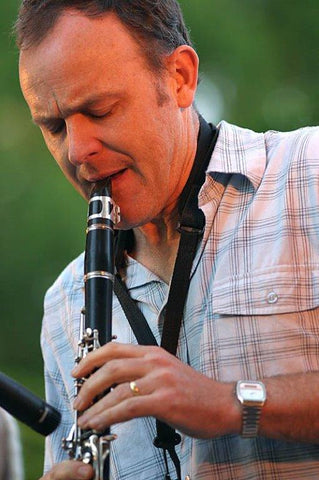 David Gardner | Fireside Jazz at Jack Rabbit Vineyard Winery
