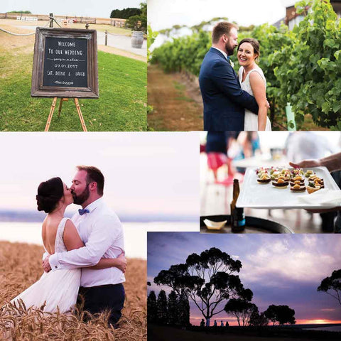 Wedding day on the Bellarine Peninsula