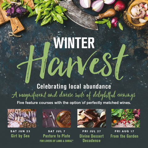 Winter Harvest Dinners