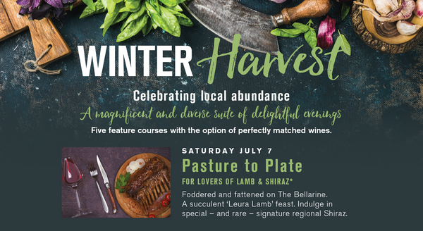 Winter Harvest Dinners - Lamb Lovers