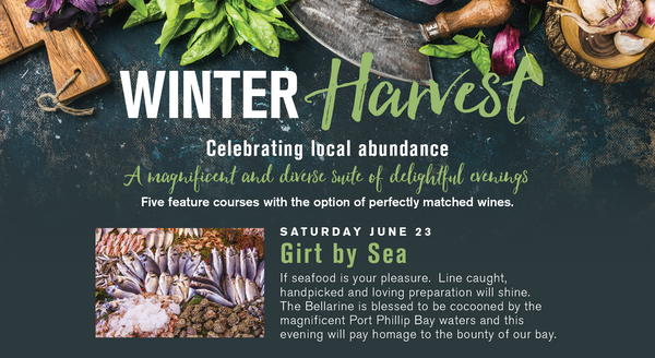 Winter Harvest Seafood & Wine lovers